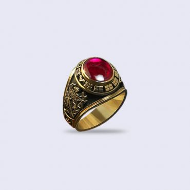 Anillo de Grado Antique 10x12 Oval